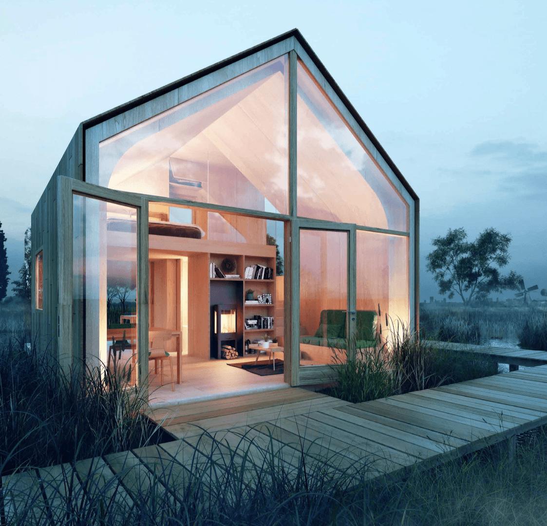 """Je hoort de term steeds vaker: """"een energieneutrale woning"""". Maar wat is dat eigenlijk? En hoe maak je jouw woning energieneutraal? Wij vertellen je alles!"""