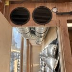 Raum Utrecht. Energiezuinige installaties circulair gebouw. Om energiezuinig en doeltreffend te voorzien in een comfortabel binnenklimaat is gekozen voor een CO2-gestuurd